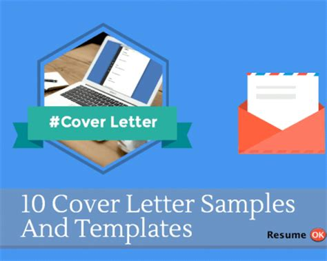 Free Cover Letter Templates - FREE Resume Creator Online